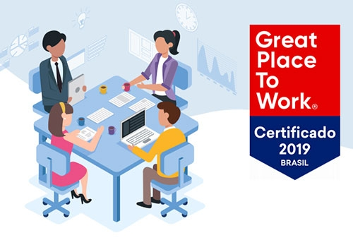 GPL Conquista o Selo Great Place to Work